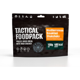Tactical Foodpack Freeze Dried Meal 100g Mediterranean Breakfast Shakshuka